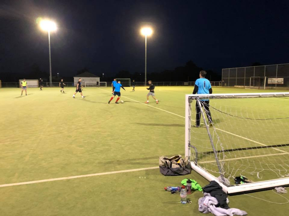 ASHFORD - HOCKEY CLUB -