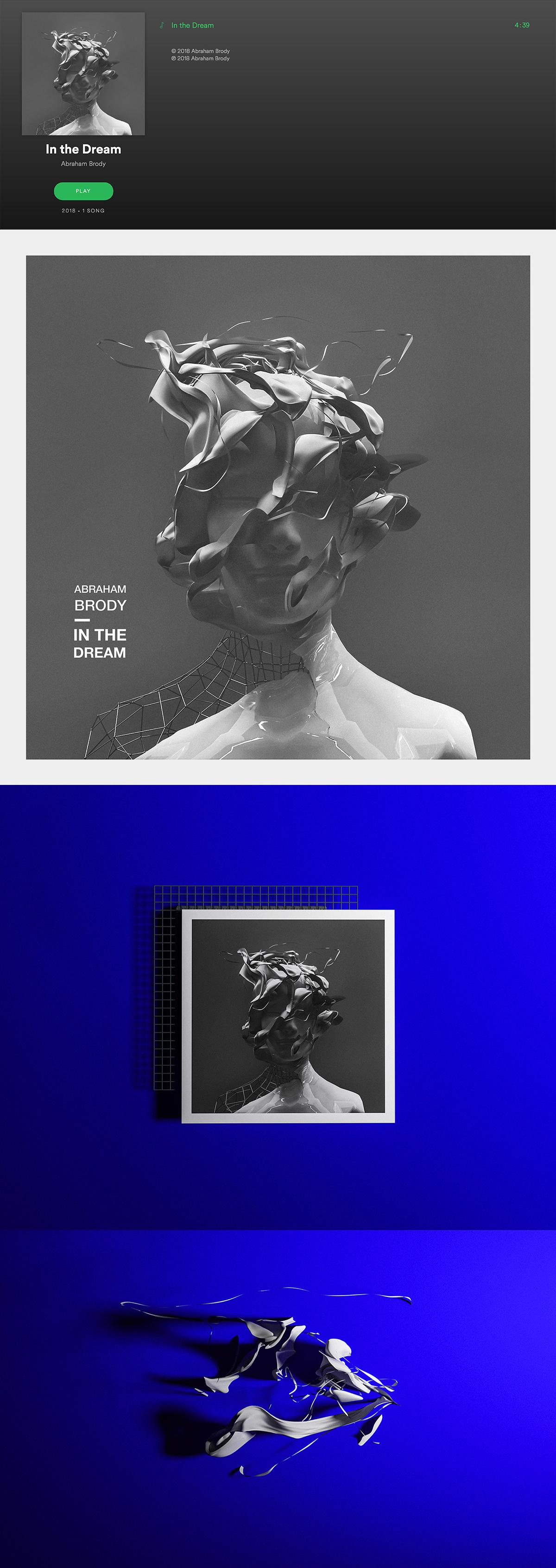 Single 'In The Dream' Art Design.jpg