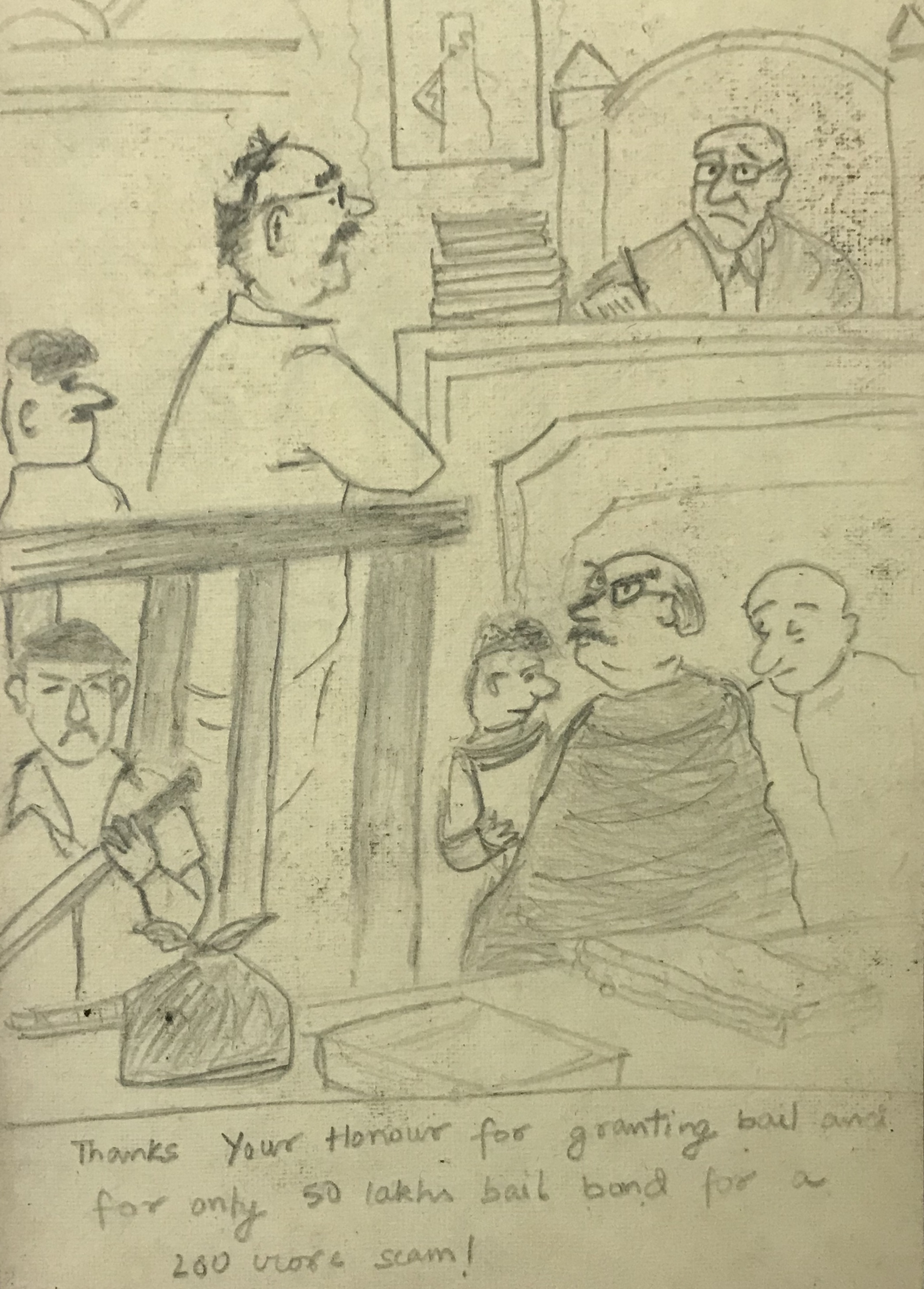 Trial of a Politician
