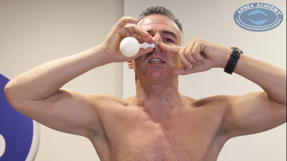 Equalization workshop singapore freediving apnea apnea42