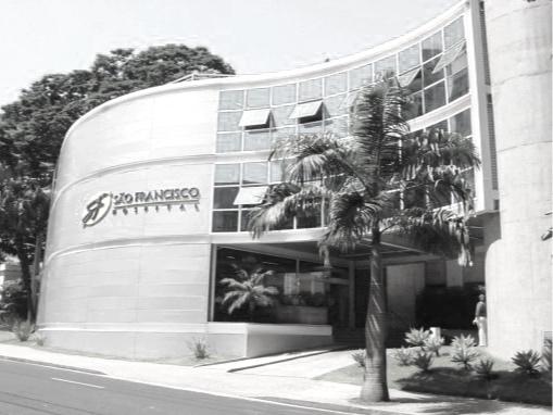 Hospital São Francisco - Rua Bernardino de Campos, 980 - CentroRibeirão Preto - SPAgendamentos:(16)99162-6100 / (16)3977-3013agendamento@neocure.com