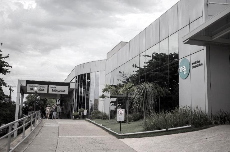 Hospital São Lucas - Rua Bernardino de Campos, 1426 - Vila SeixasRibeirão Preto - SPAgendamentos:(16)99162-6100 / (16)4009-0179agendamento@neocure.com