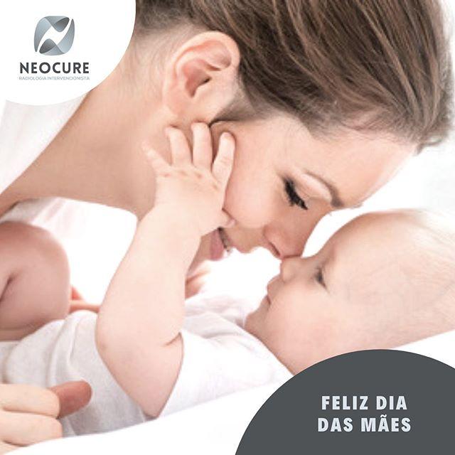 Nosso agradecimento àquelas que são nosso primeiro exemplo e nosso primeiro amor! Feliz Dia das Mães! #diadasmaes #neocure #exemplo #amor
