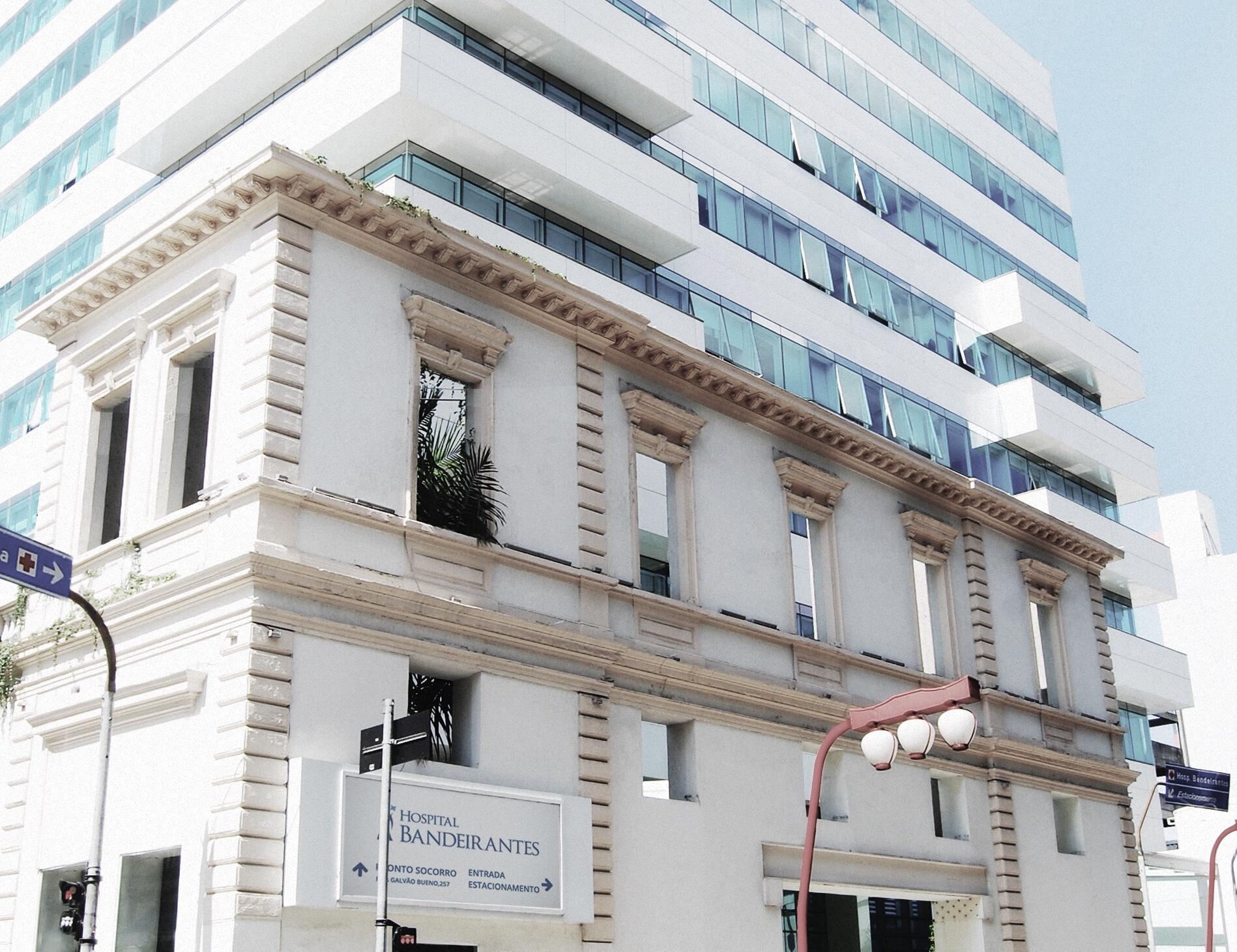 Hospital Leforte Bandeirantes - Rua Barão de Iguape, 290 - LiberdadeSão Paulo - SPAgendamentos:(11) 95688-6100contato@neocure.com
