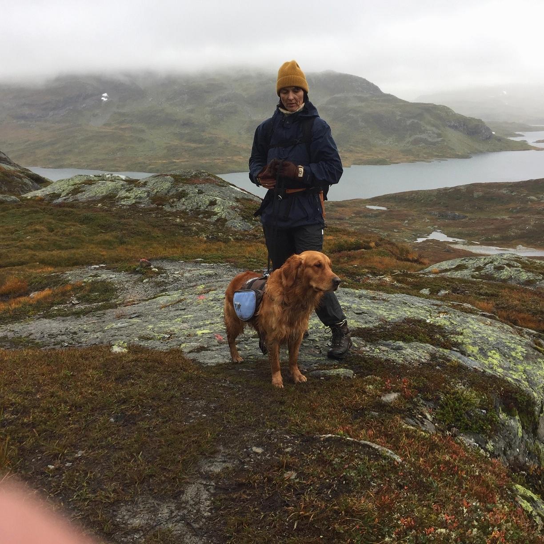 Om Slow Walk - Slow Walk er Anders, Carlo og mig Wencke, som elsker at vandre. Vi er ikke ekstreme sportsudøvere og vores vandreture er for alle.