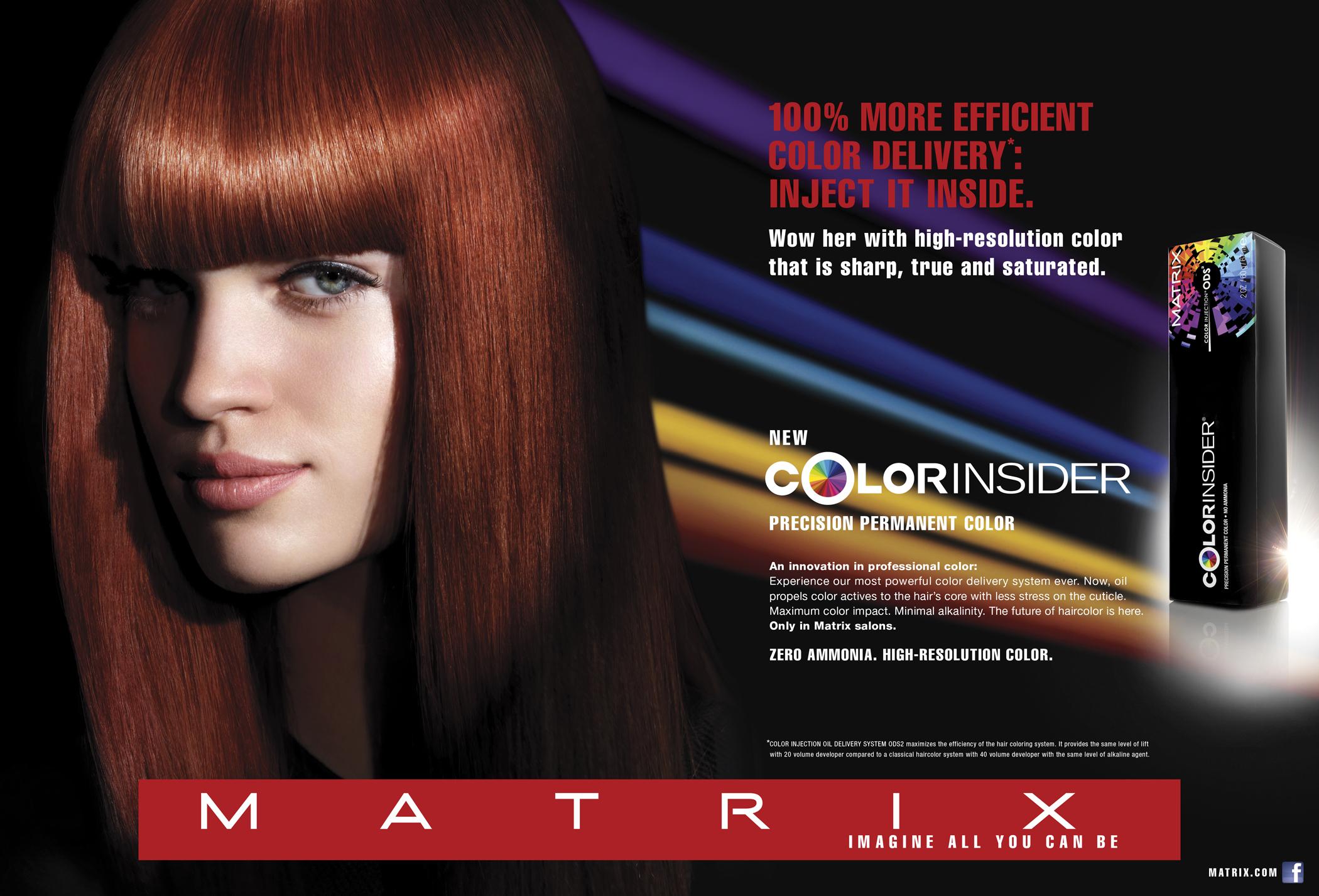 Matrix Color Insider Brian O Neal Creative Director Designer