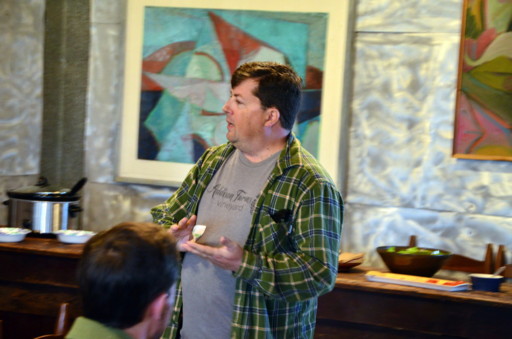 Jeff Frisbee, Addison Farms Vineyard