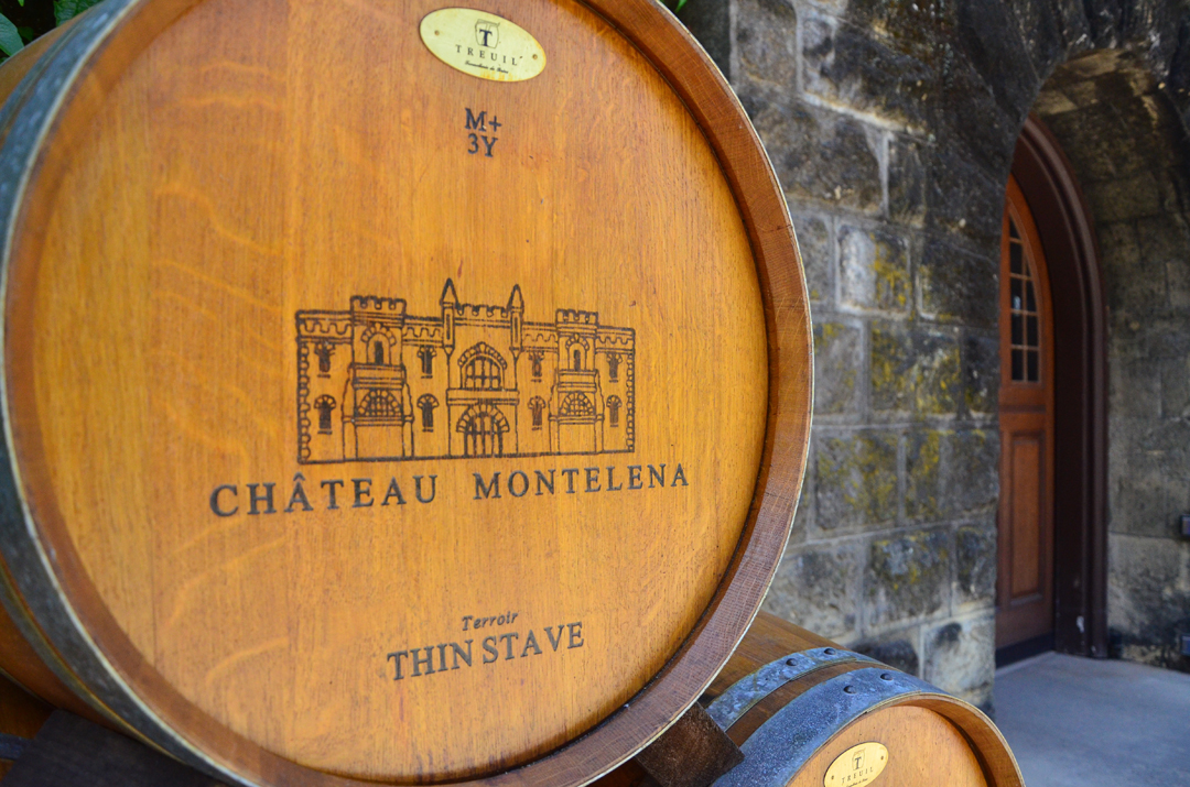 Chateau Montelena's history dates back to 1882.