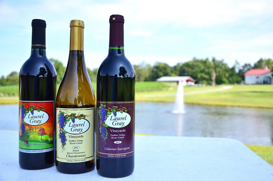 Laurel Gray Vineyards Top Selling Wines.JPG