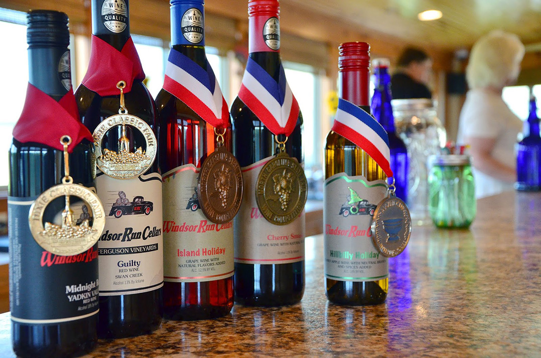 Windsor Run Cellars Top Selling Wines.JPG