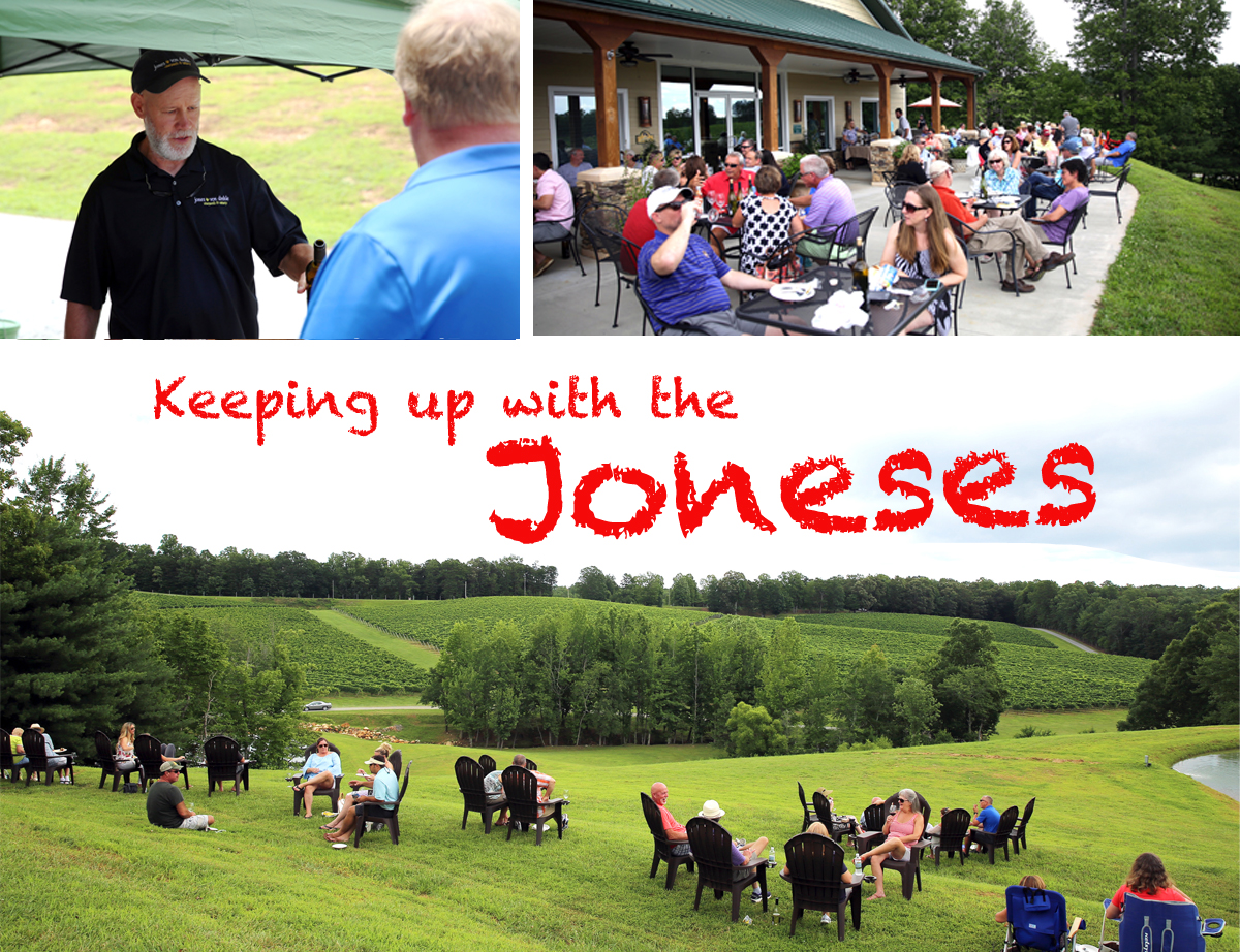 #7 KEEPING UP WITH THE JONESES -