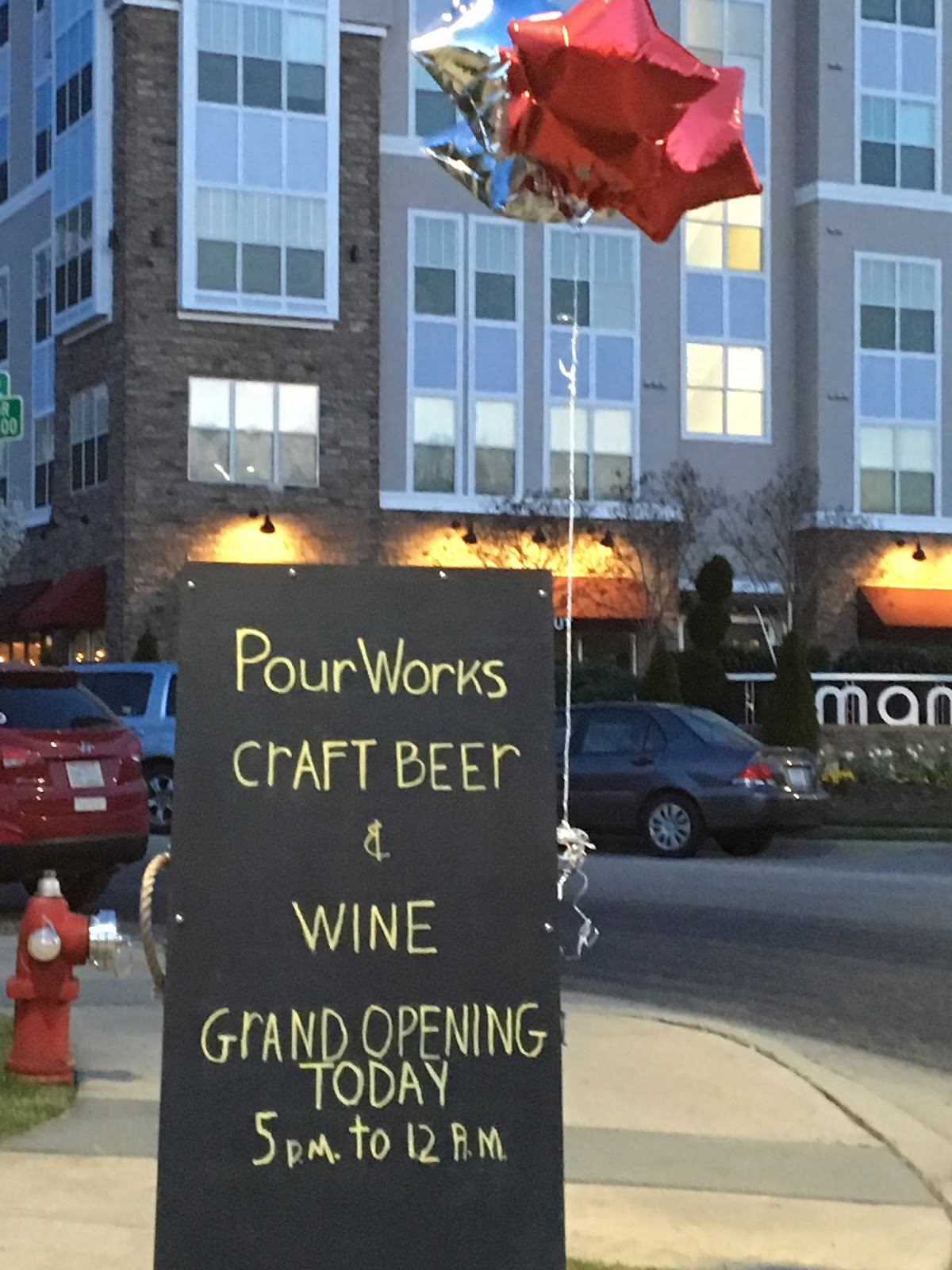 Pourworks Raleigh Wine and Beer.JPG