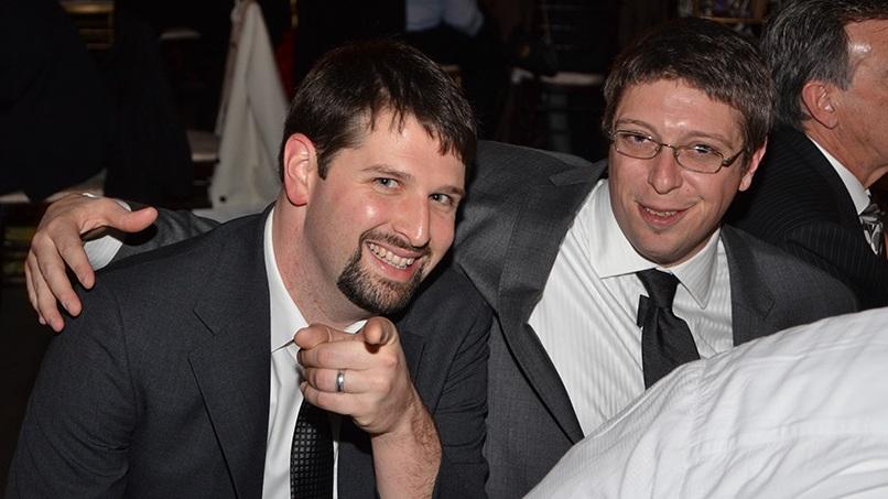 Brad Beavers and Matt Fern