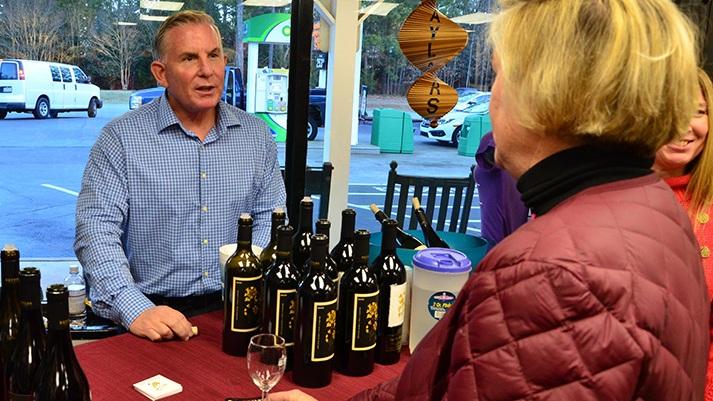 Steve Reynolds of Reynolds Family Wines