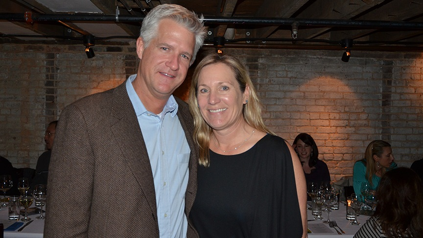 Pam Starr of Crocker & Starr Vineyards