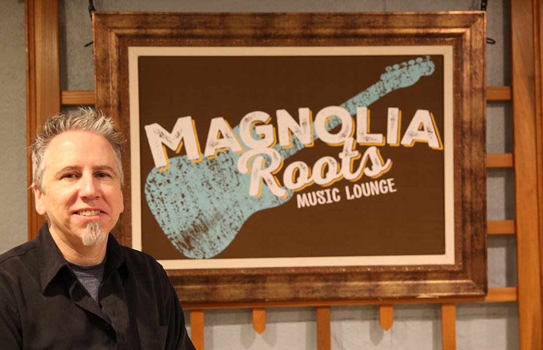 Howard Sadel is co-owner of Sugar Magnolia Café in Wake Forest, North Carolina.