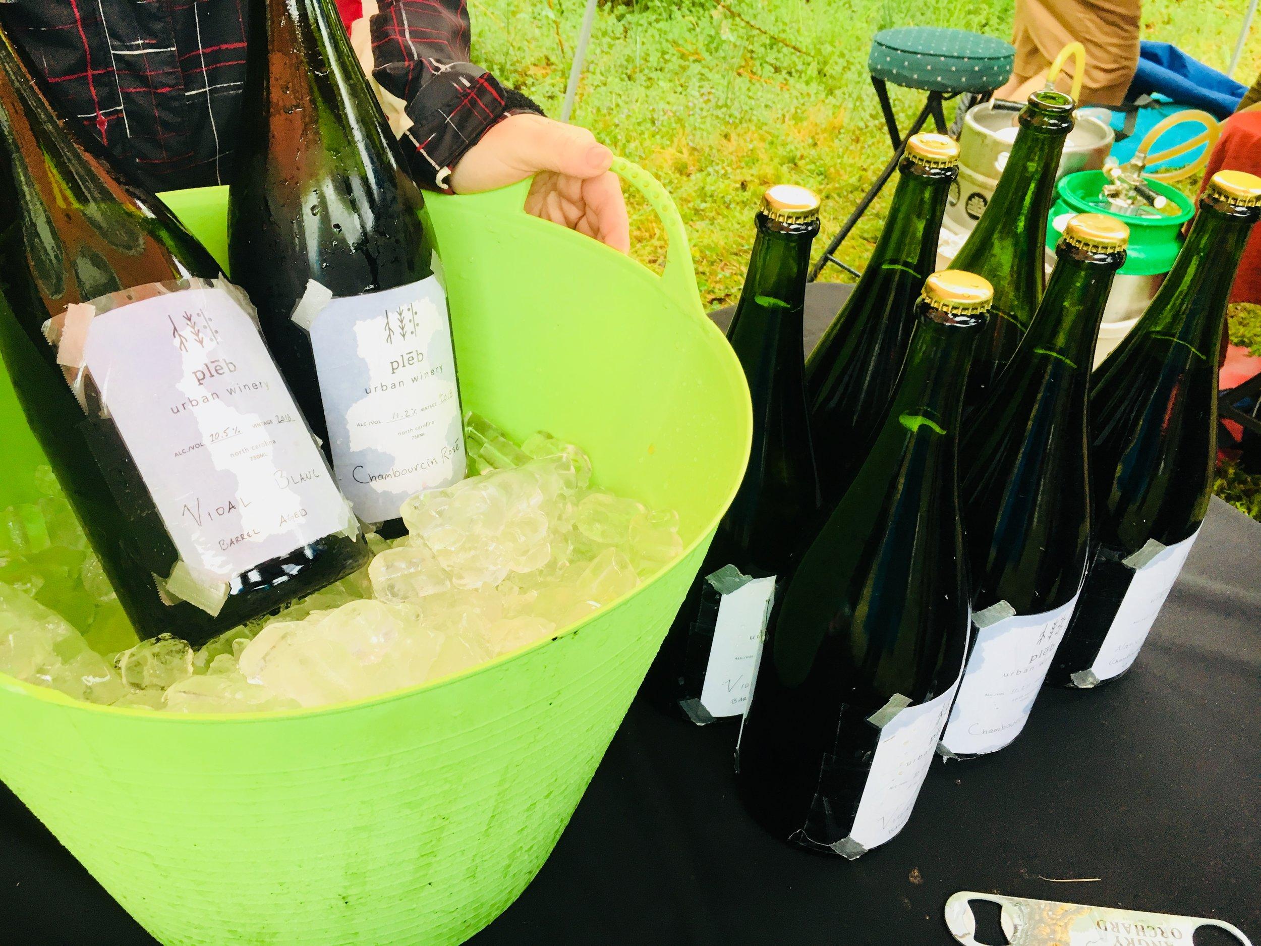 Pleb Urban Winery
