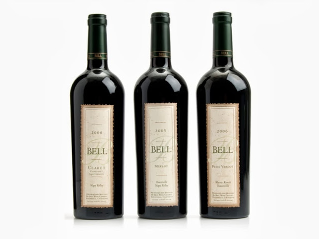 Bell Cellar Wines from Napa Valley