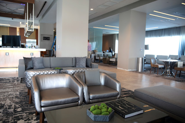 The lounge inside Level 7 will have plenty of space to sit down and enjoy your favorite Spanish wine.