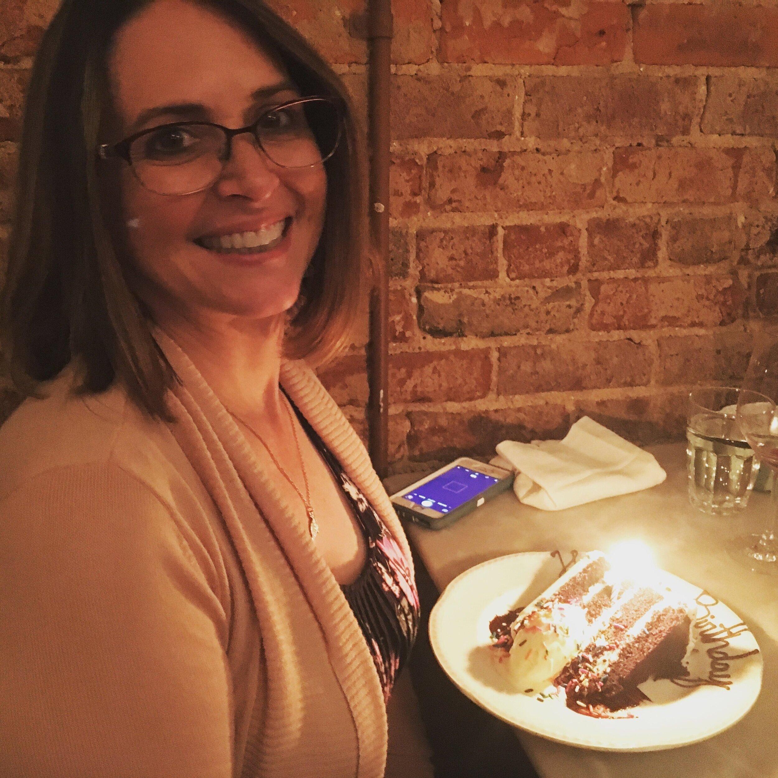 Birthday Cake for the Birthday Girl