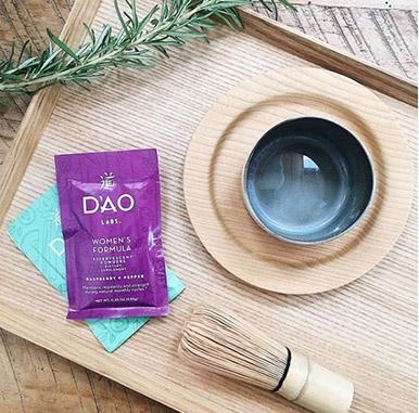 Herbal Medicine - In support of your everyday health, Eileithyia's Studio has teamed up with D'AO Labs, an Eastern Medicine herbal medicine company that has increase the access and ease of using high quality herbal medicine with on the go sachets.