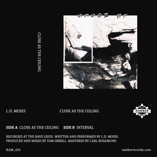 """""""CLOSE AS THE CEILING"""" CASSINGLE -  PURCHASE HERE"""