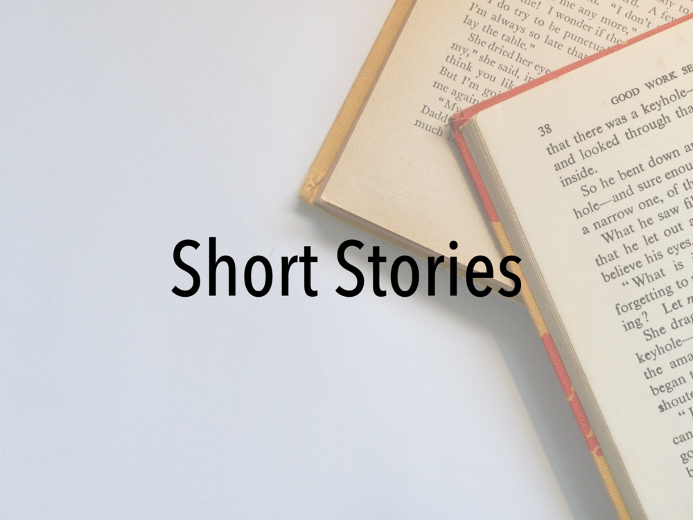 Short Stories — Two Doctors Media Collaborative