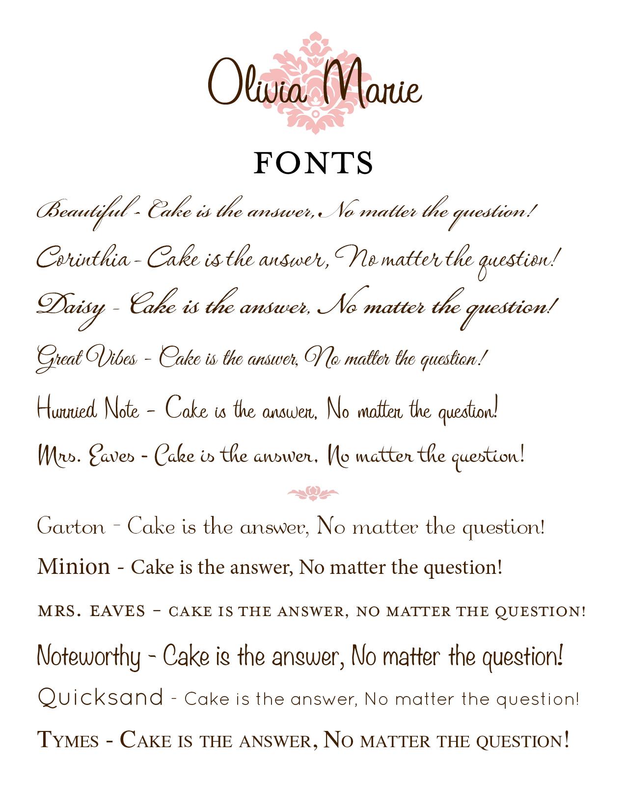 Olivia Marie Font Types.jpg