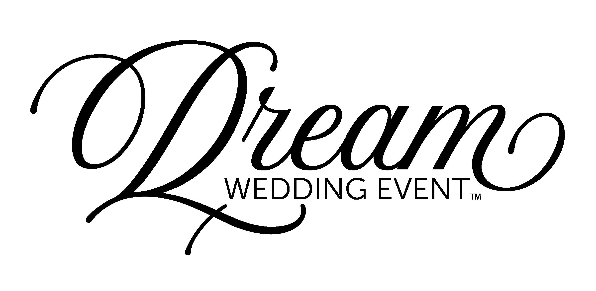 Dream Wedding Event Logo Black-03.png