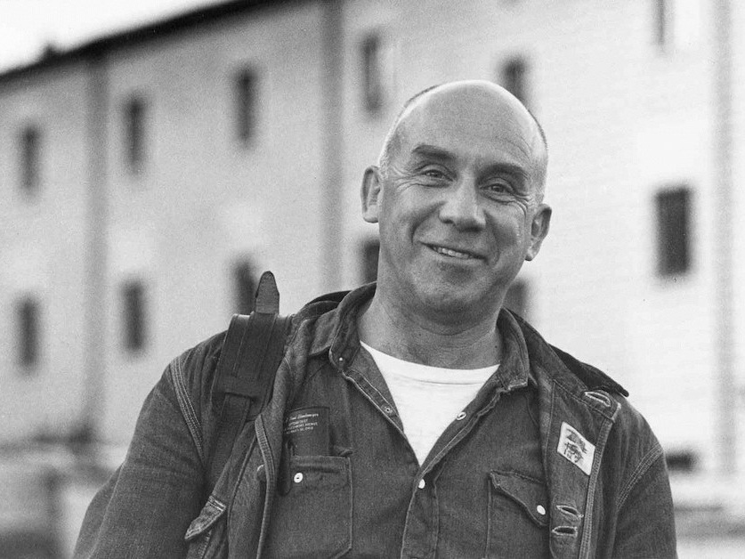 """Thomas Merton   The following is placeholder text known as """"lorem ipsum,"""" which is scrambled Latin used by designers to mimic real copy."""