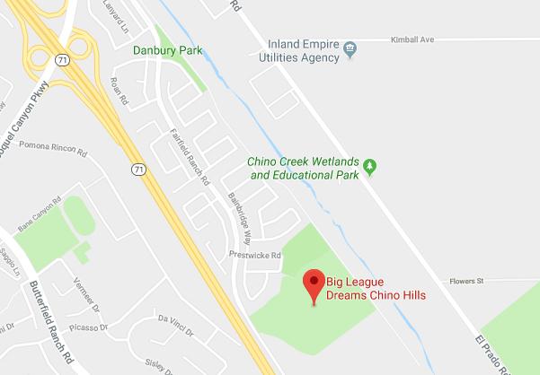 Chino Hills - Big League Dreams