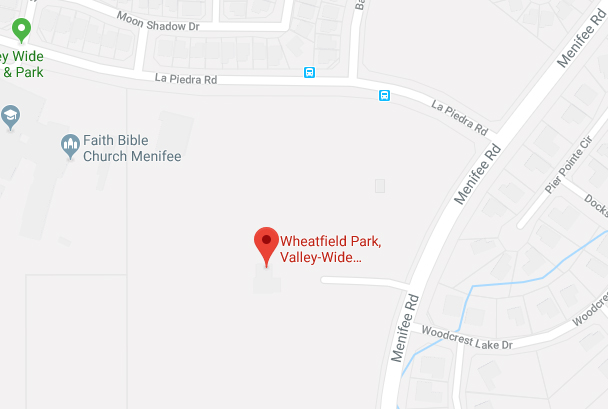 Menifee - Wheatfield Park