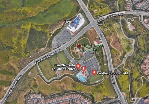 San Clemente - Vista Hermosa Sports Park