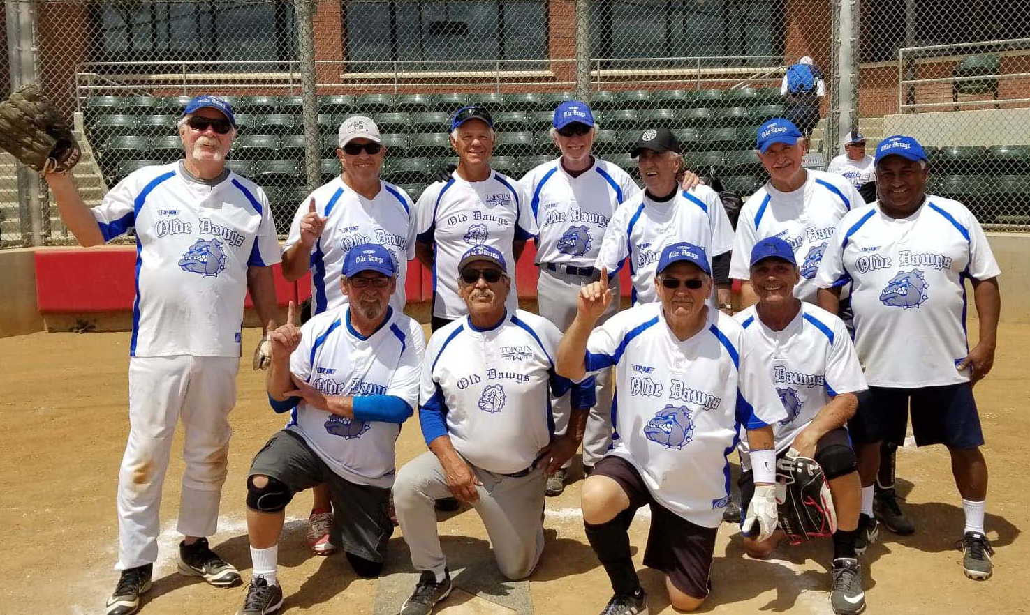 Olde Dawgs - Champions of Reno Tuneup Tournament May 2019