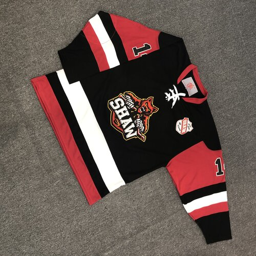 Embroidered Jerseys