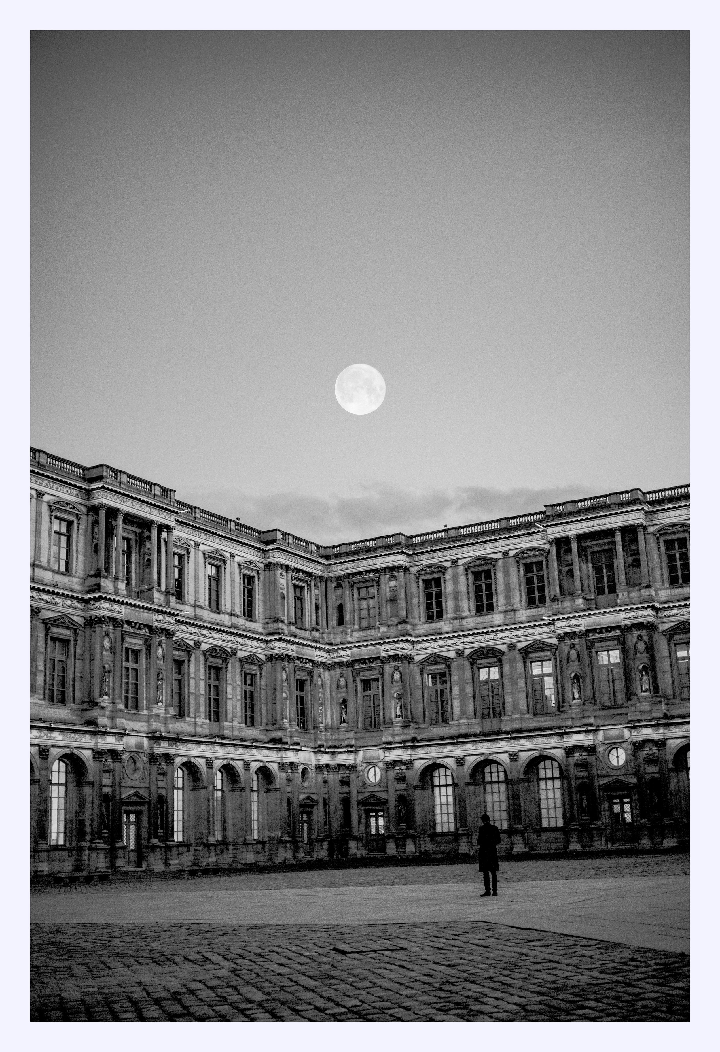 The Courtyard - Silver Gelatin Print11'' x 14''Edition of 4$600