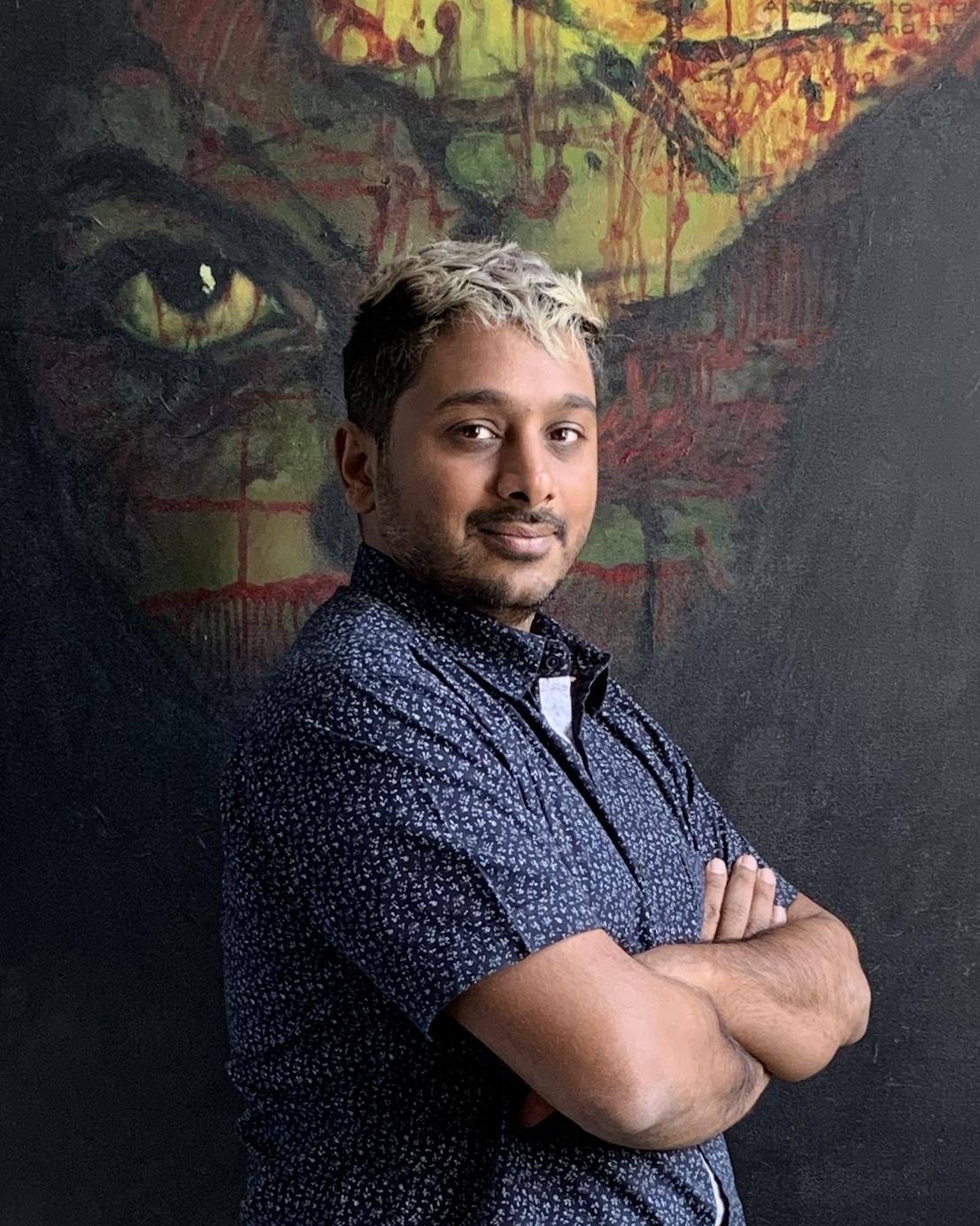 Raghava KK  Artist & Storyteller