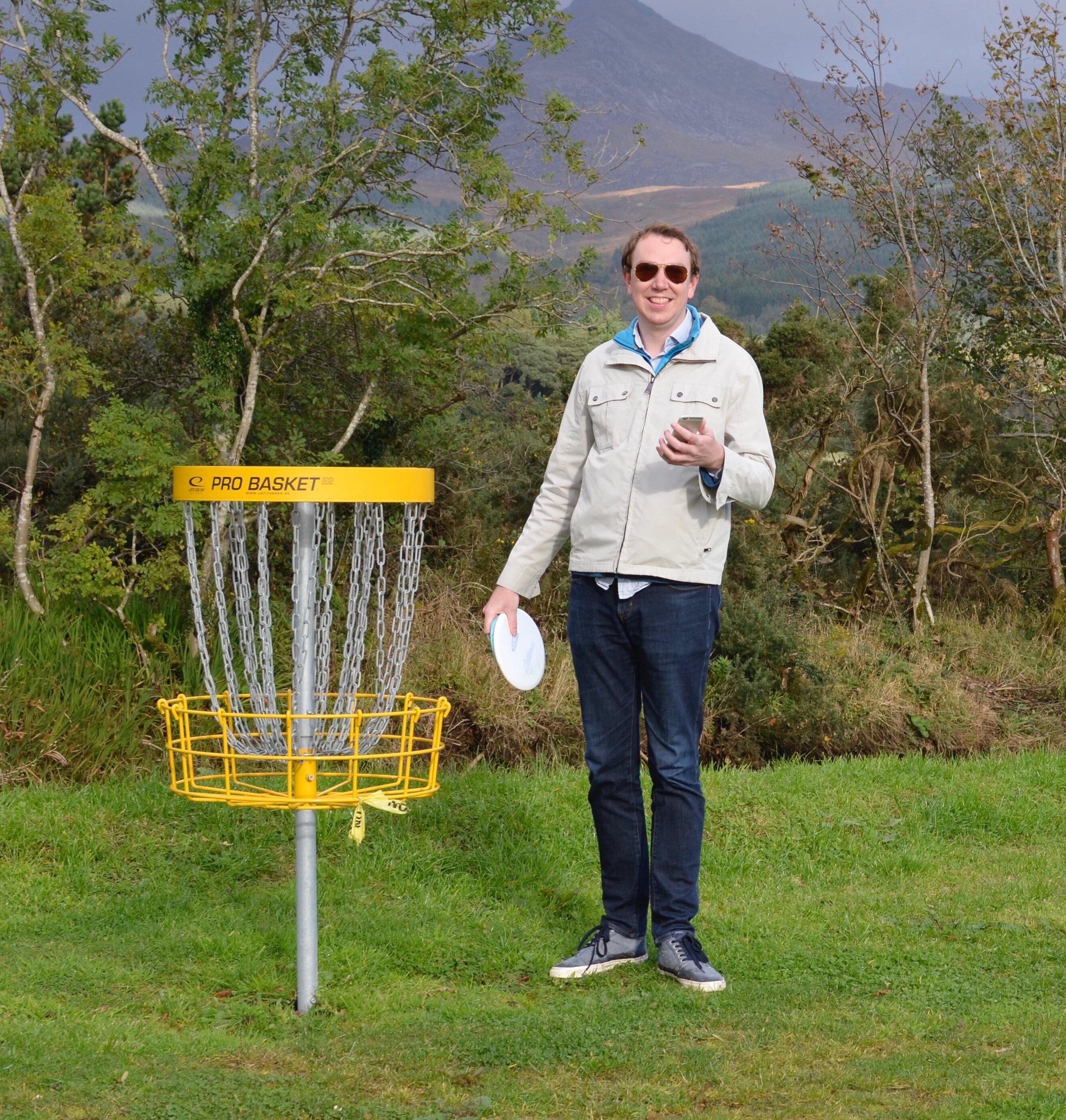 Ink Slingers Disc Golf