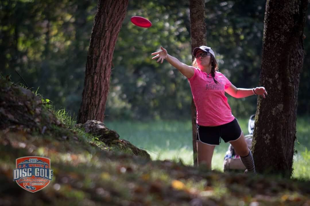 Ink Slingers Disc Golf - Jerry Roth