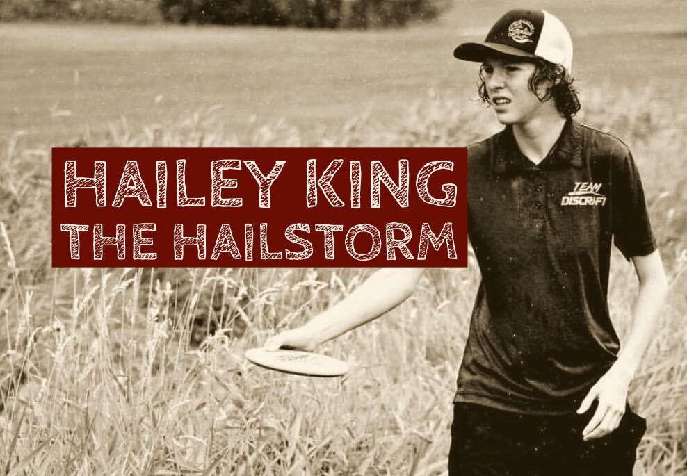 Hailey King: The Hailstorm