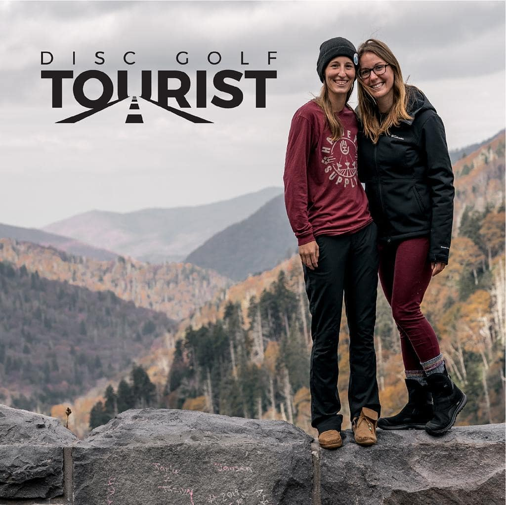 Alyssa Van Lanen: The Disc Golf Tourist