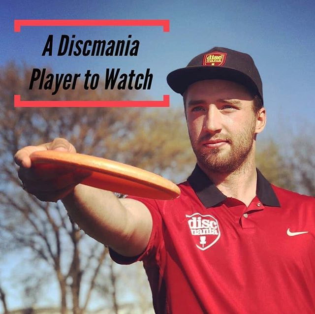 Ink Slingers Interviews a Discmania player to watch in 2019⛓Article Link in Bio⛓