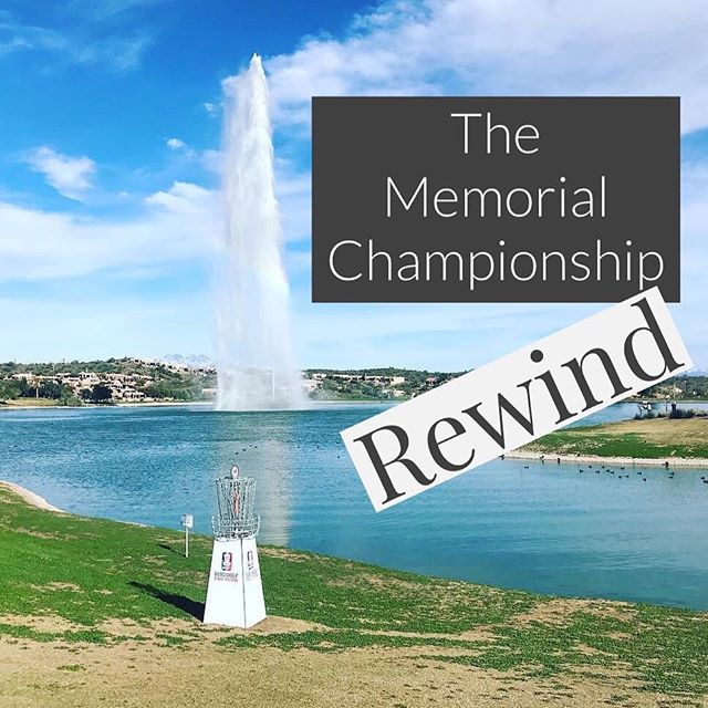 Take a look back at the 2019 Memorial Championship 🥏Link in Bio🥏