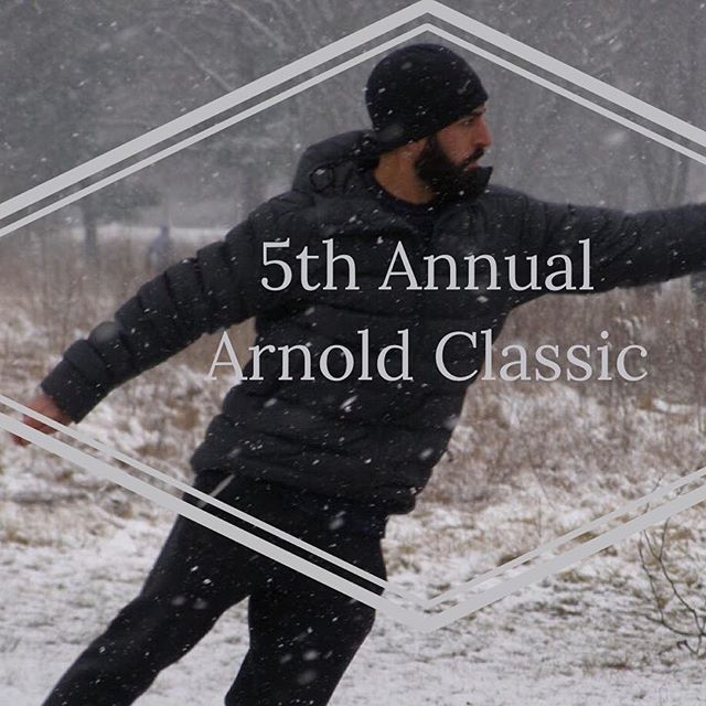 Ink Slingers Disc Golf takes a look at the 5th Annual Arnold Classic 🥏link in bio🥏