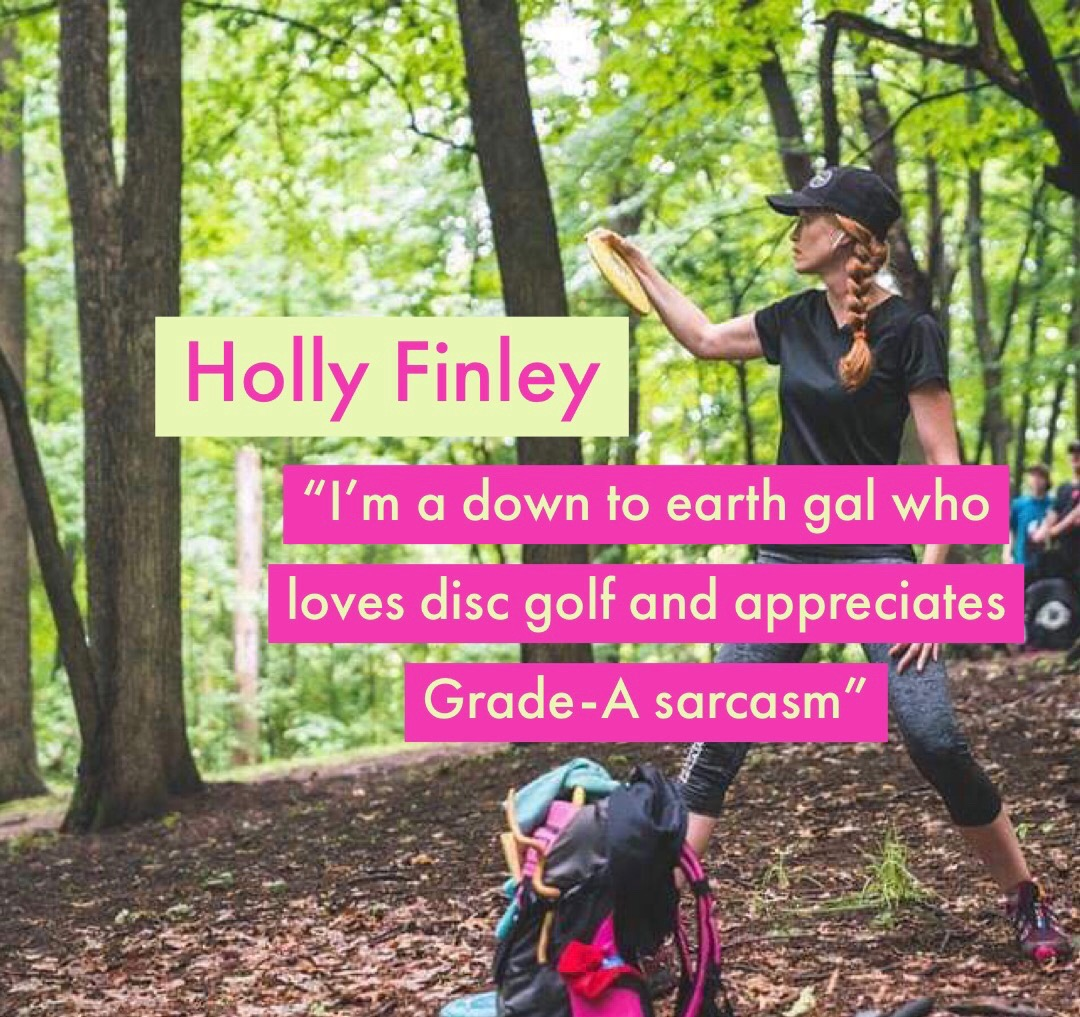 Holly Finley : Ready to Make Moves