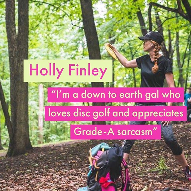 An Interview with Holly Finley 🥏link in bio🥏