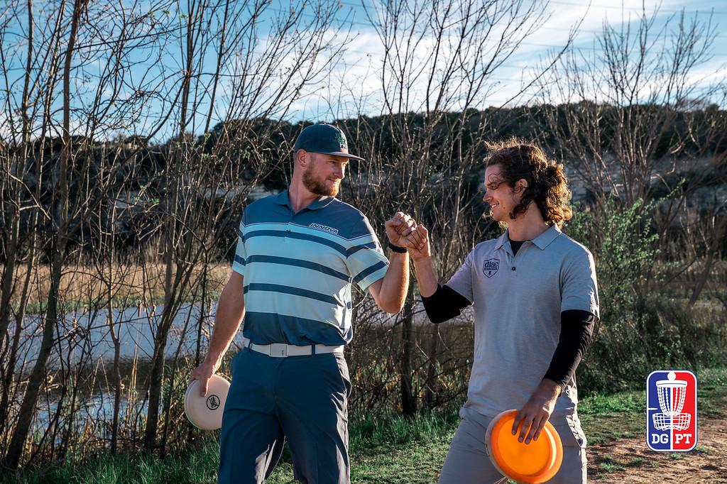 Jeremy Koling and Nate Perkins