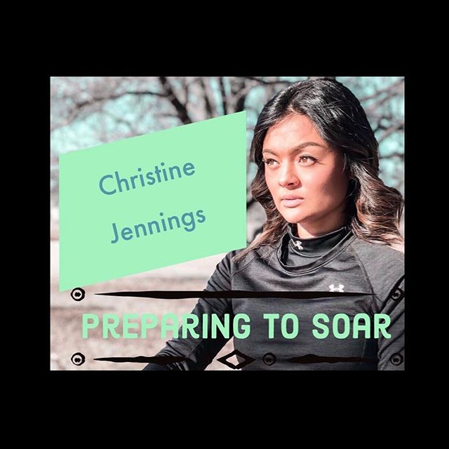 Ink Slingers talks to Innova's Christine Jennings🥏Link in bio🥏