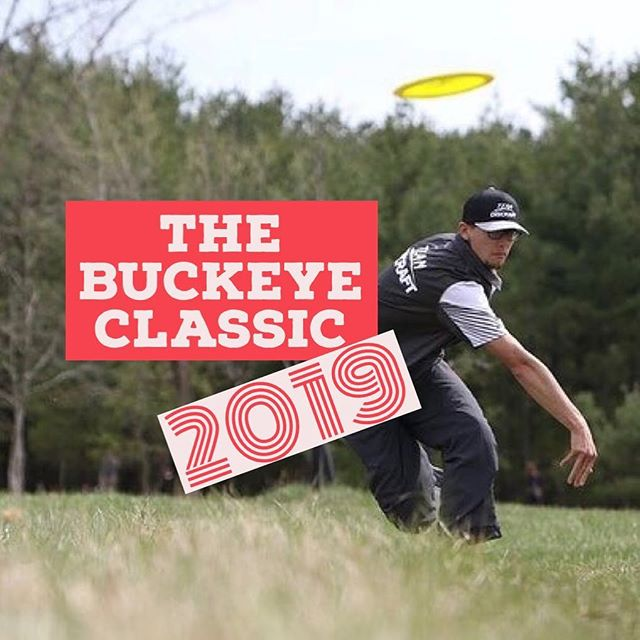 Ink Slingers covers the 2019 Buckeye Classic ⛓Link in bio⛓Photo: Disc Golf Examiner