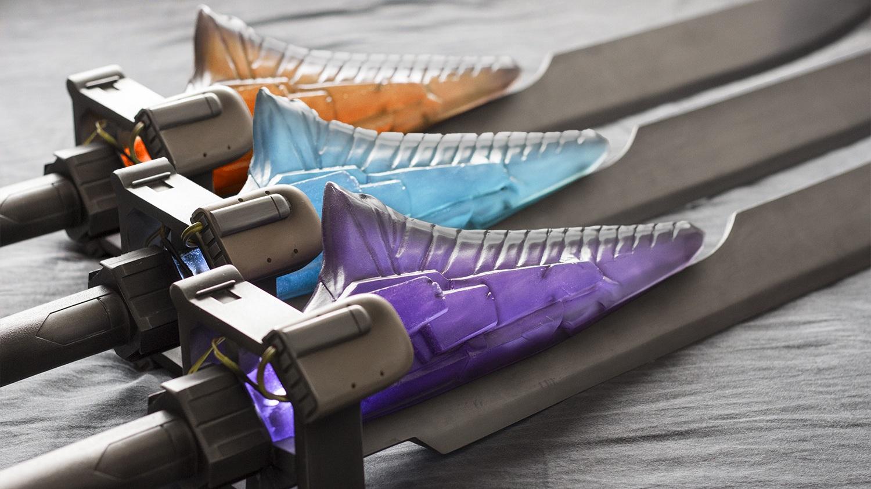 Destiny- Willbreaker Swords